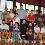 1992. Prva generacija košarkaša kluba (1979-1980 godište)