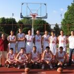 2008, prva seniorska ekipa kluba