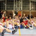 2012, Ćuprija, U16  međunarodni turnir, I mesto