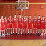 2013, Srbobran, U19 juniori, 3 mesto u Vojvodini