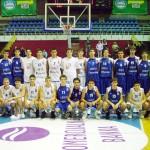 Beograd 2009 hala Pionir -kadetska reprezentacija Srbije Nemanja Dangubić i Vladimir Ilić