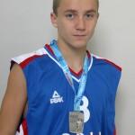 Eyof 2011-Turska Aleksandar Ilkić  srebrna medalja