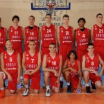 U16 nacionalni ti Srbije-Bojan Nešić